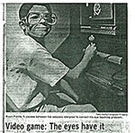 Tribune Telegram-Video Games eyes have it and Lions help improve school childrens vision Stories-1